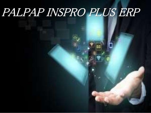 PALPAP INSPRO PLUS ERP