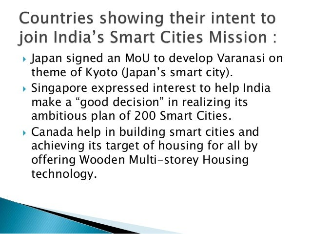 Smart City Amp Smart City Project In India