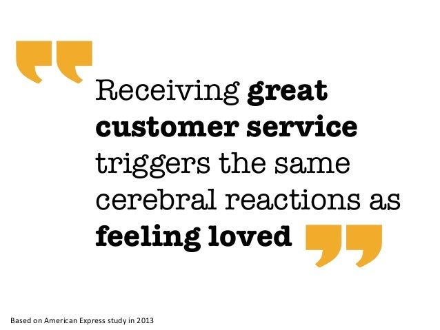 Be a smart customer
