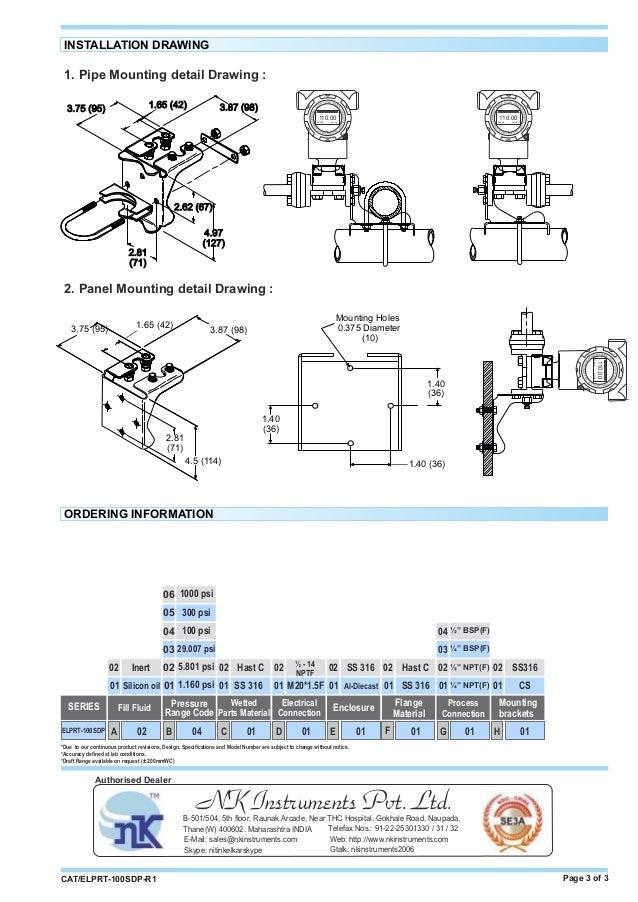 Smart DP Transmitter 100SDP Slide 3