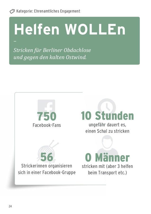 24 Helfen WOLLEn – Stricken für Berliner Obdachlose und gegen den kalten Ostwind. Kategorie: Ehrenamtliches Engagement 750...