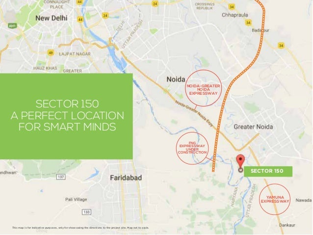 NOIDA-GREATER NOIDA, NOW SMARTER NOIDA. Destination 150 is bound to boost the growth of Noida with more commercial and res...
