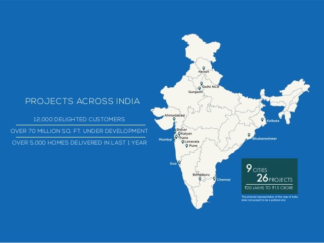 FEW OF OUR PRESTIGIOUS PROJECTS