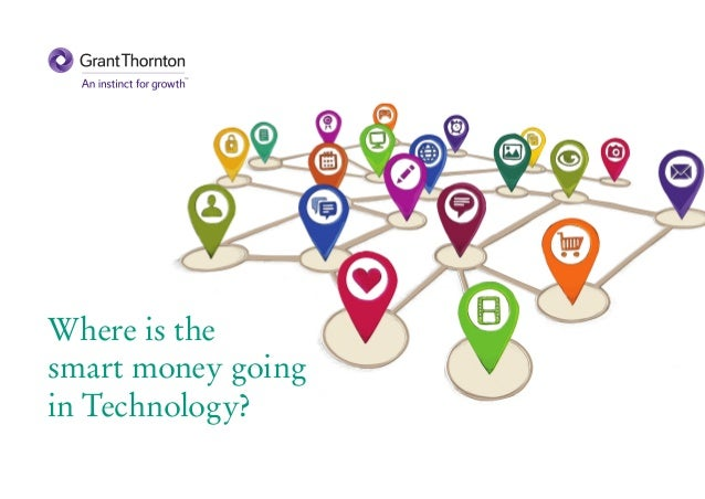 Where is thesmart money goingin Technology?