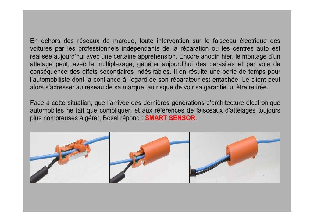 smart sensor capteurs lectriques pour syst mes d attelage. Black Bedroom Furniture Sets. Home Design Ideas