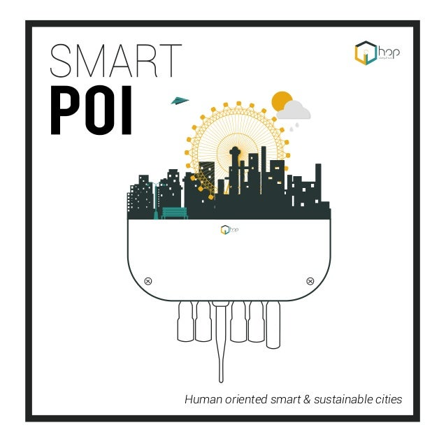 Human oriented smart & sustainable cities