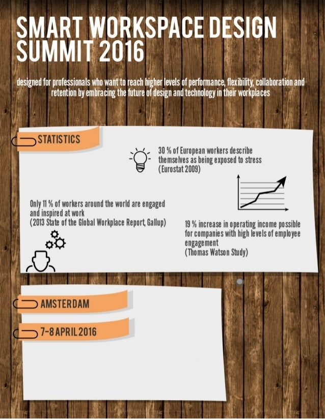 SMART WDRKSPACE DESIGN SUMMIT 2015  designed for professionals who want to reach higher levels of performance,  flexibility...