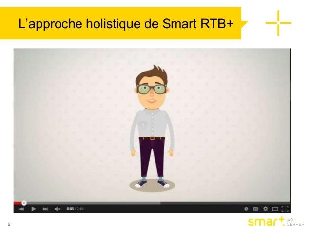 L'approche holistique de Smart RTB+  6