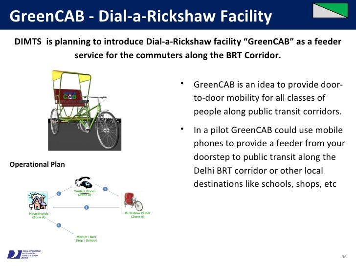 Smart And Connected Transport A Case Study Of Delhi