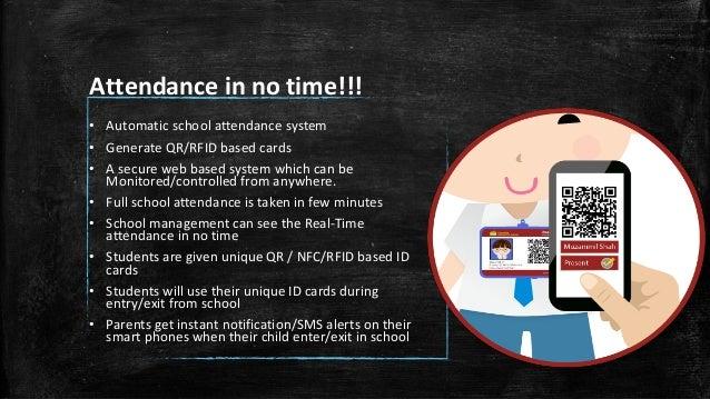 Smart Attendance Module
