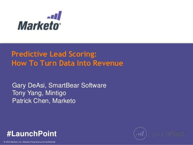 Predictive Lead Scoring: How to Turn Data into Revenue