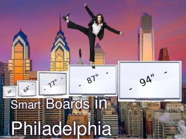 Smart  Boards  in  Philadelphia