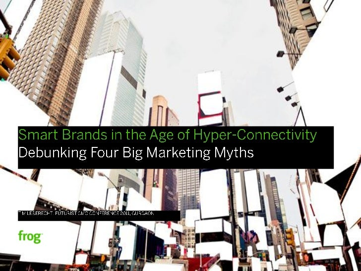 Smart Brands in the Age of Hyper-Connectivity