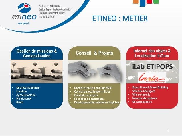 Une réponse aux besoins des industriels pour la communication sans fil des équipements des bâtiments (CVC)  Slide 2