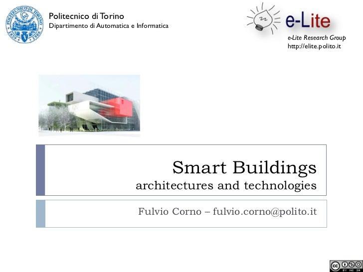 Politecnico di TorinoDipartimento di Automatica e Informatica                                                           e-...