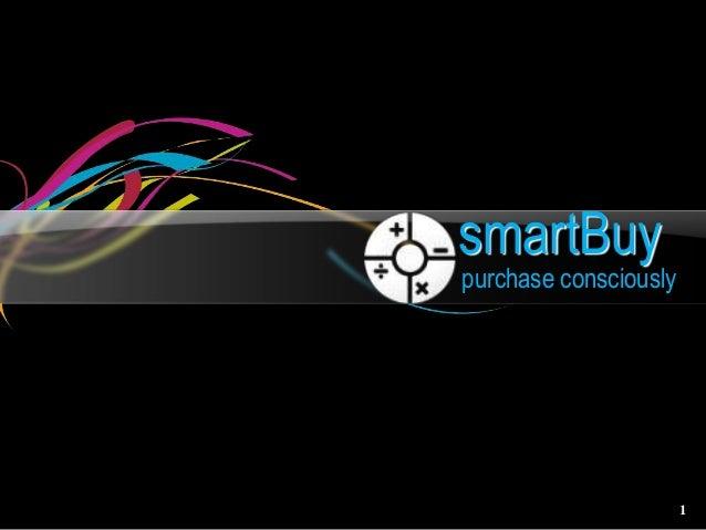 smartBuypurchase consciously                       1
