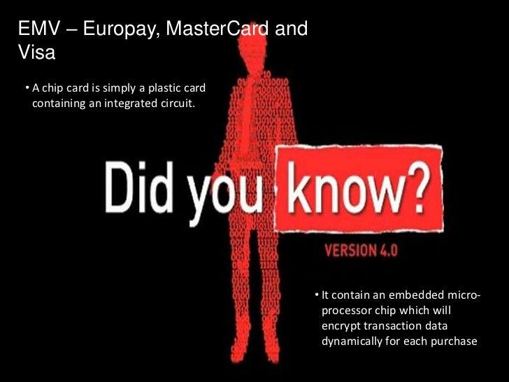 Smart Card EMV for Dummies Slide 2