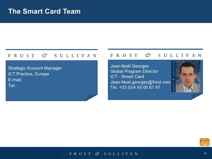 a study on smart cards The primary aim of implementing smart card  the study on the global smart cards market has been conducted with the objective of providing thorough.