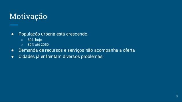 Cidades Inteligentes Slide 3
