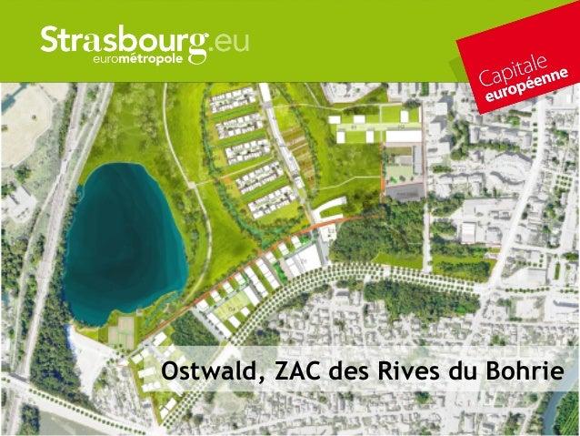 Ostwald, ZAC des Rives du Bohrie