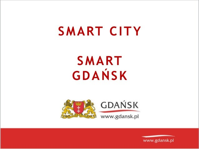 SMART CITY SMART GDAŃSK