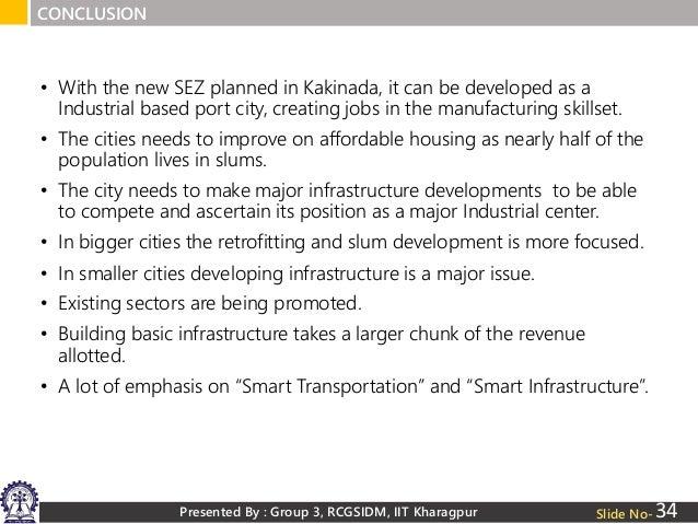 Kakinada smart city essays