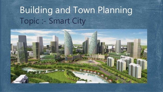 Smart city Slide 2