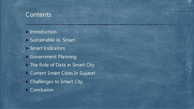 Smart city Slide 3