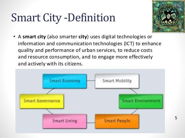 Smart City Challenge >> Smart city a valuable journey - basics