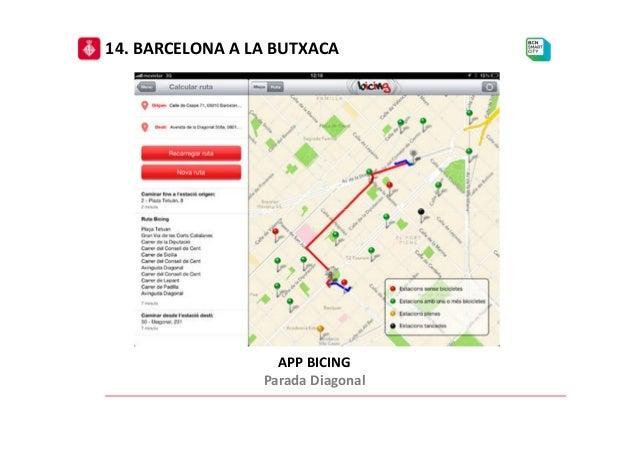 L 39 estrat gia smart city de l 39 ajuntament de barcelona for Oficina bicing barcelona