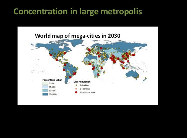 The smart city in 3 questions why what and how to succeed its imp world map of mega cities gumiabroncs Gallery