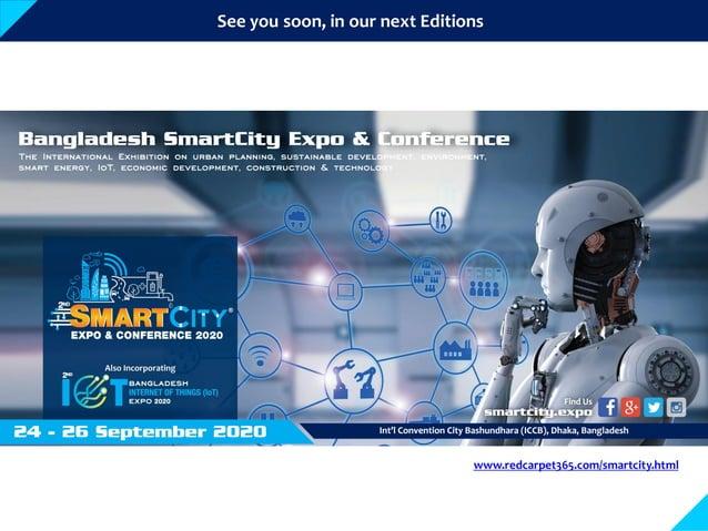 Bangladesh Smart City Expo & Conference 2019 - Post Show Report