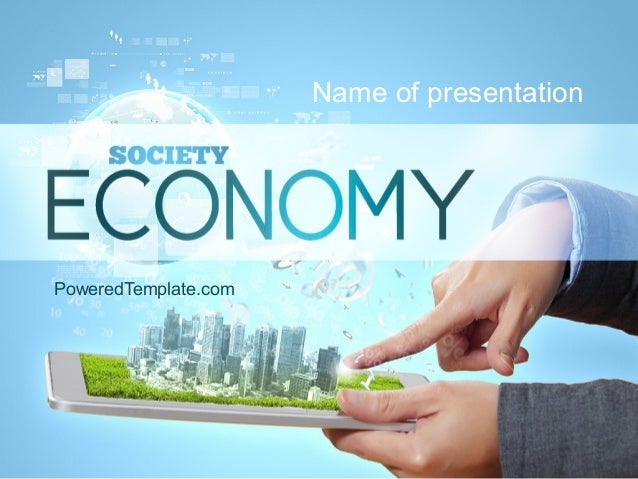 smart city powerpoint template by poweredtemplatecom
