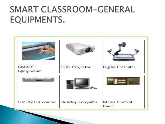 Smart Classroom Ict Ppt