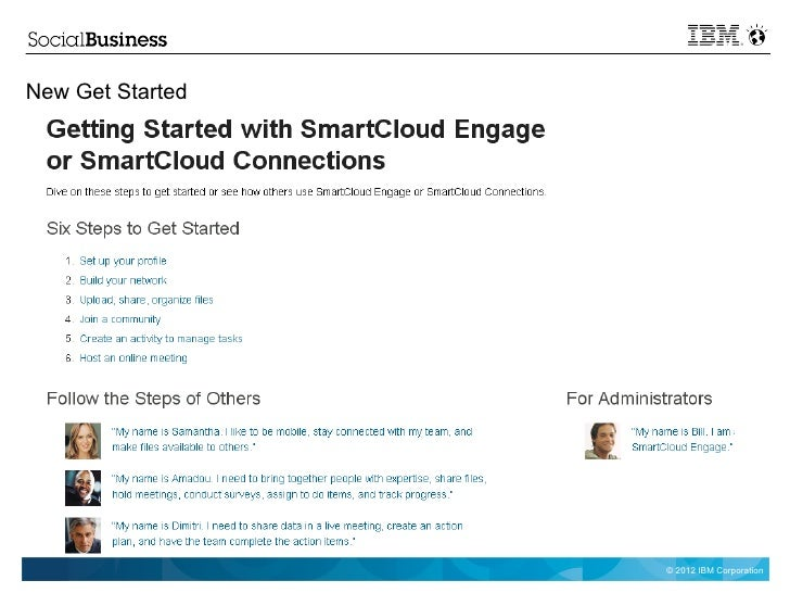 What S New In Smartcloud Engage June 2012