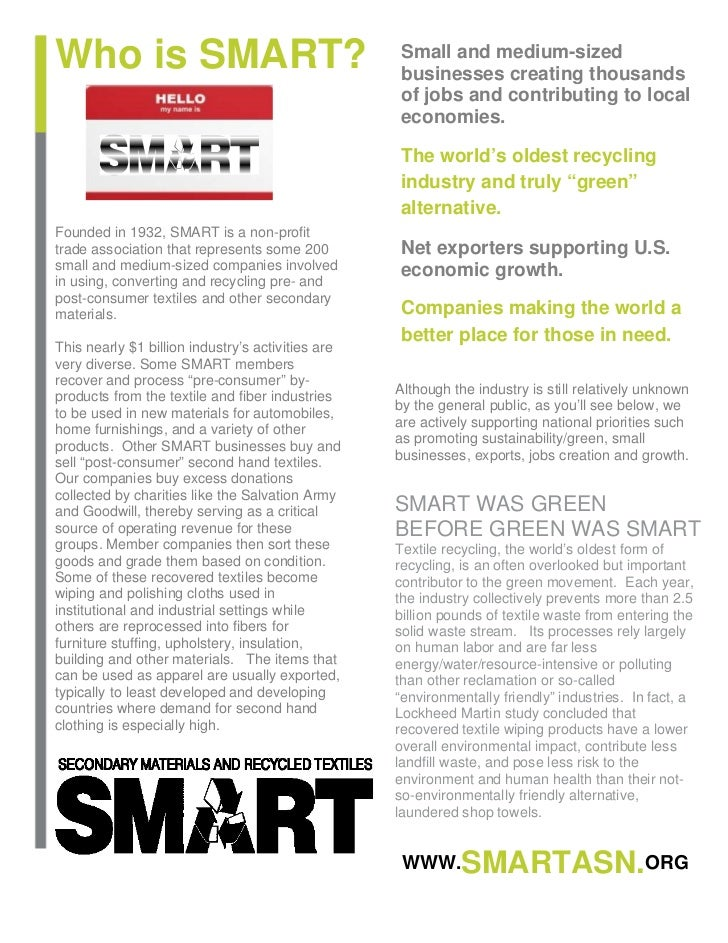 Who is SMART?                                      Small and medium-sized                                                 ...