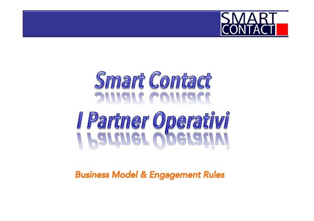 Business Model & Engagement Rules
