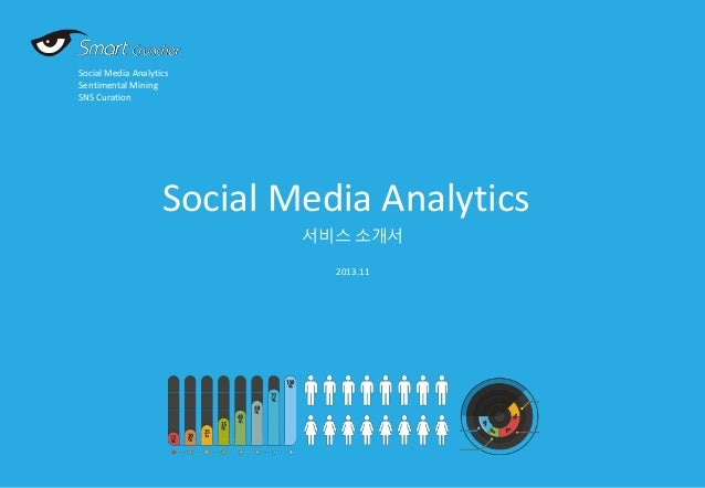 Social Media Analytics Sentimental Mining SNS Curation  Social Media Analytics 서비스 소개서 2013.11