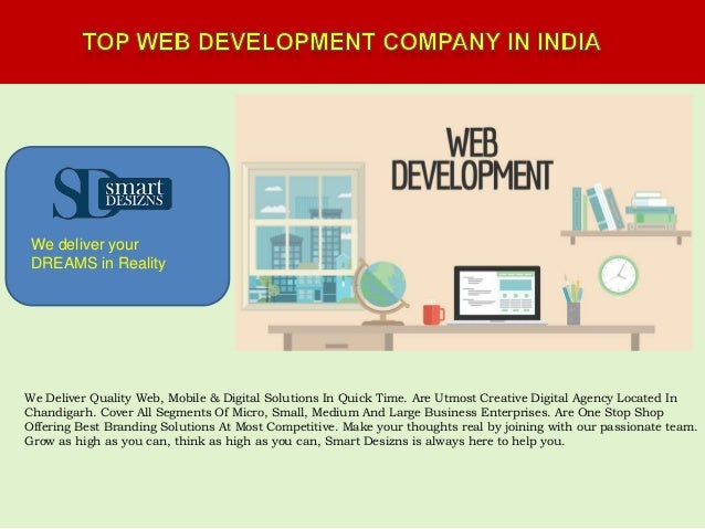 Get Web Development Services In Affordable Prices