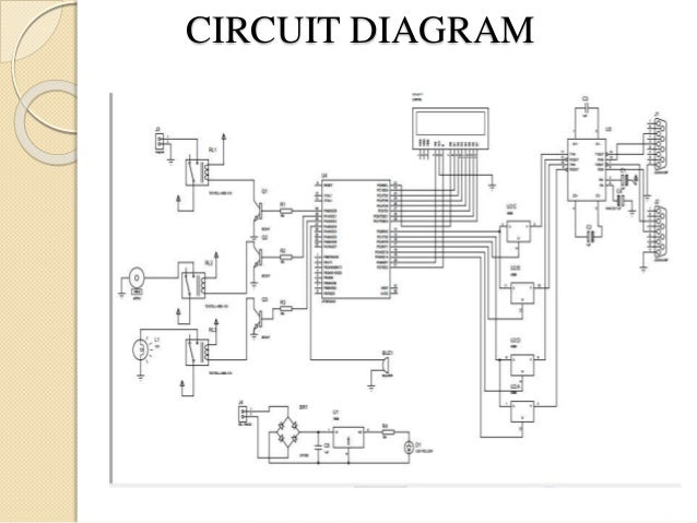 smart door lock rh slideshare net 3-Way Switch Wiring Diagram Basic Electrical Wiring Diagrams