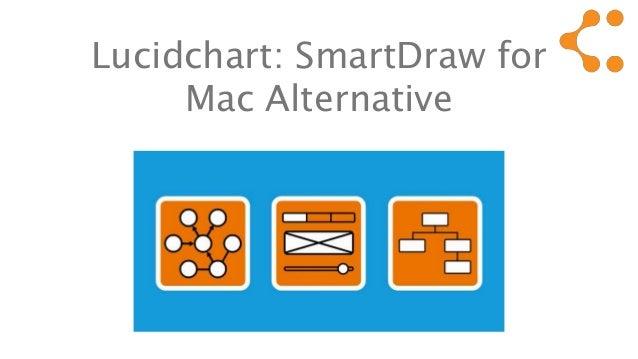 smartdraw for mac alternative