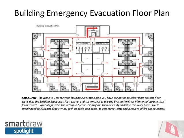 Smartdraw Spotlight: Do You Have An Emergency Evacuation Plan?