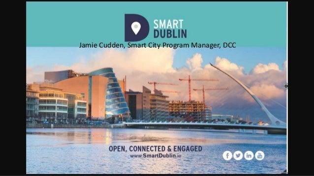 Jamie Cudden, Smart City Program Manager, DCC