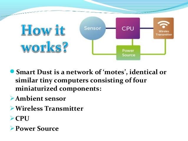 Smart dust future