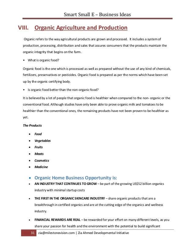 32 Smart Small E Business Ideas