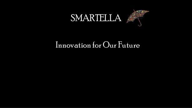 Smart Umbrella- Smartella Sales Presentation