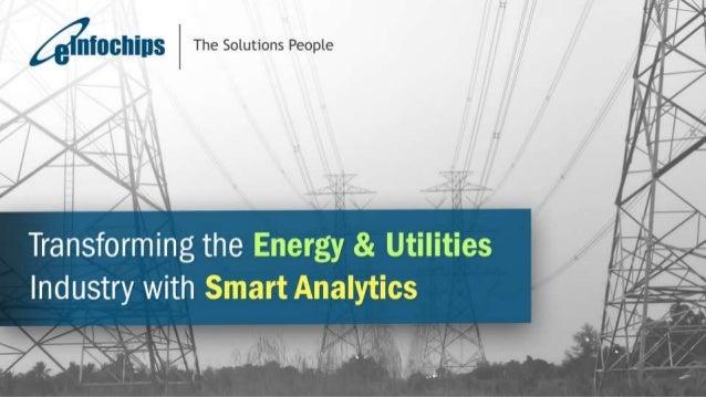 Whitepaper - Transforming the Energy & Utilities Industry