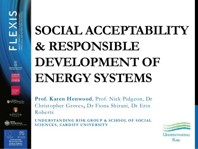 Prof. Karen Henwood, Prof. Nick Pidgeon, Dr Christopher Groves, Dr Fiona Shirani, Dr Erin Roberts UNDERSTANDING RISK GROUP...
