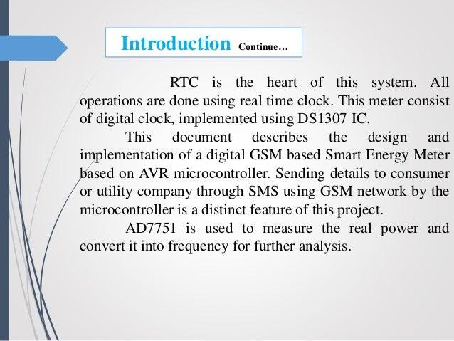 Smart Energy Meter Updated