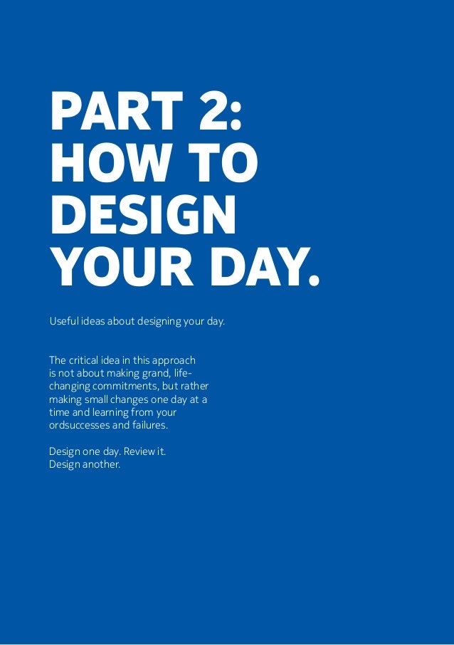 picture relating to Design Your Day identify Design and style Your Working day book - Nokia - #SmarterEveryday